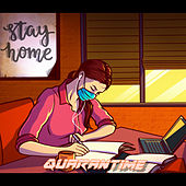 Quarantime (EP) de Dawid DST
