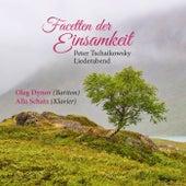 Facetten der Einsamkeit - Peter Tchaikovsky Liederabend von Oleg Dynov