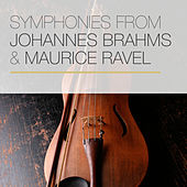 Symphonies from Johannes Brahms & Maurice Ravel by Paris Conservatoire Orchestra