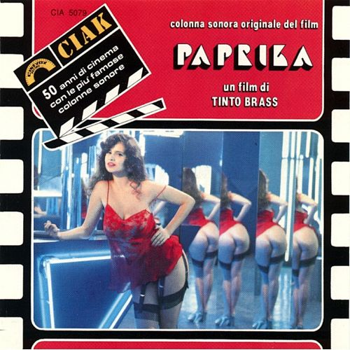 Paprika (Original Motion Picture Soundtrack) by Various Artists