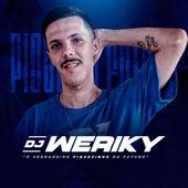 Ak 47 é o porte do homem de DJ Weriky