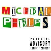 Micheal Phelps by Whereisvvs