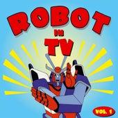 Robot Story, vol. 1 di Various Artists