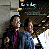 Bariolage - Duets for Violoncello and Double Bass de Charles Chandler