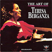 The Art of Teresa Berganza by Various Artists