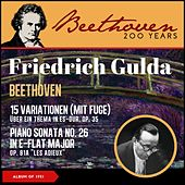 Beethoven: 15 Variations with a Fugue for Piano in E-Flat Major, Op. 35