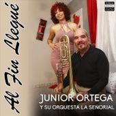 Al Fin Llegue by Junior Ortega y Su Orquesta la Señorial