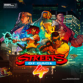 Streets of Rage 4 (Original Game Soundtrack) by Olivier Deriviere