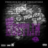Keep Hustlin (Slowed & Chopped) [feat. Justin Case] de Toonz