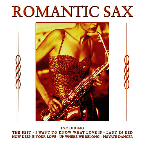 Romantic Sax by Nathan Parker