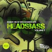 HEADSBASS VOLUME 1 de Various Artists