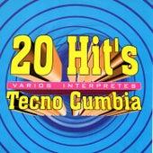 20 Hits Tecno Cumbia by German Garcia