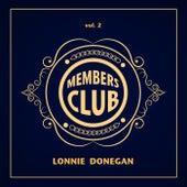 Members Club: Lonnie Donegan, Vol. 2 von Lonnie Donegan