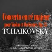 Tchaikovsky: Concerto en ré majeur pour Violon et Orchestre, Op. 35 by The Philharmonia Orchestra Of Berlin