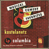 Musical Comedy Favorites by Andre Kostelanetz & His Orchestra