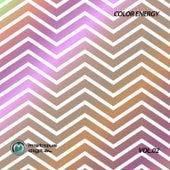 Color Energy (Vol. 2) fra Juan Astudillo, Modeplex, Nicolas D'Orsi, Slam Duck, JohnnyT, Abity, Velazco, Springa, AudioStorm, Ruslan Vashkevich, Anthony G, Russlan Jaafreh