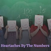 Heartaches by the Numbers de Waylon Jennings, Don Gibson, Willie Nelson, Mickey Gilley, Merle Haggard, Charlie Feathers, Charlie Rich, Tex Ritter, Kitty Wells
