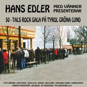 Hans Edler med vänner presenterar 50-Tals Rock Gala på Tyrol Gröna Lund de Kenneth Swahnström