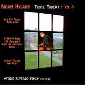 Triple Threat: Vol 3 de Brian Hyland