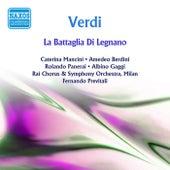 Verdi: La battaglia di Legnano (1951) by Rolando Panerai