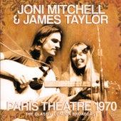 Paris Theatre 1970 van Joni Mitchell