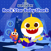 Rock Star Baby Shark by Pinkfong