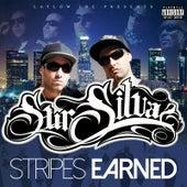 Stripes Earned by SurSilvaz