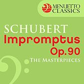 The Masterpieces - Schubert: Impromptus, Op. 90 by Alfred Brendel