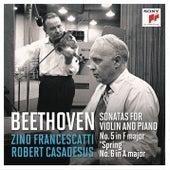 Beethoven: Violin Sonatas Nos. 5 in F Major