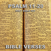 Holy Bible Niv Psalm 11-20 de Bible Verses