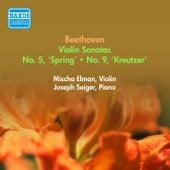Beethoven, L.: Violin Sonata Nos. 5,
