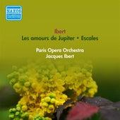 Ibert, J.: Amours De Jupiter (Les) / Escales (Ibert) (1956) by Jacques Ibert