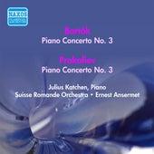 Bartok, B.: Piano Concerto No. 3 / Prokofiev, S.: Piano Concerto No. 3 (Katchen) (1953) de Ernest Ansermet
