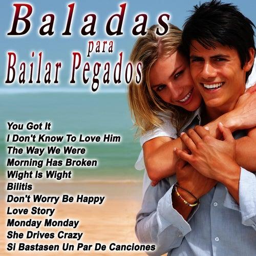 Baladas Para Bailar Pegados by The Romantics