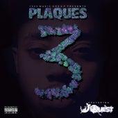 Plaques 3 by J. Quest
