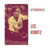 At Storyville de Lee Konitz
