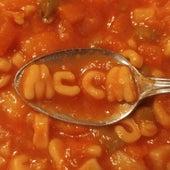 Alphabet Soup by Mccm
