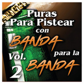 Puras Para Pistear Con Banda Para La Banda Vol. 2 de Various Artists