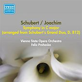 Joachim, J.: Schubert - Symphony in C Major  (Vienna State Opera, Prohaska) (1951) by Felix Prohaska