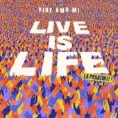 Live Is Life (Vine amb mi) de La Pegatina
