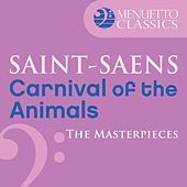 The Masterpieces - Saint-Saëns: Carnival of the Animals by Württemberg Chamber Orchestra