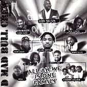 D Mad Bull Crew - All Ah We Is One Family by Various Artists