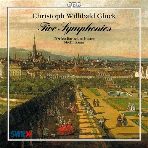 Gluck: Symphonies by Michi Gaigg