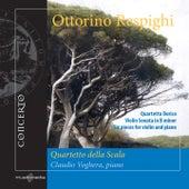 Respighi: Quartetto dorico - Violin Sonata - 6 Pezzi by Various Artists
