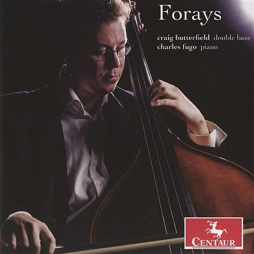 Forays by Charles Fugo
