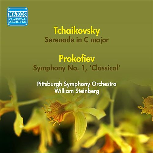 Tchaikovsky, P.I.: Serenade in C Major / Prokofiev, S.: Symphony No. 1,
