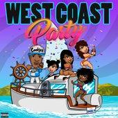 West Coast Party - EP de Don P