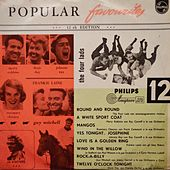 Popular Favorites No 12 de Marty Robbins, Rosemary Clooney, Doris Day, Frankie Laine, Guy Mitchell, Johnnie Ray, Jo Stafford, The Four Lads