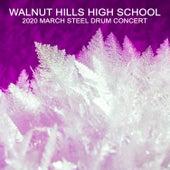 Walnut Hills High School 2020 March Steel Drum Concert de Walnut Hills High School Beginning Steel Drum Band