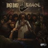 Legacy EP by Lost Boyz